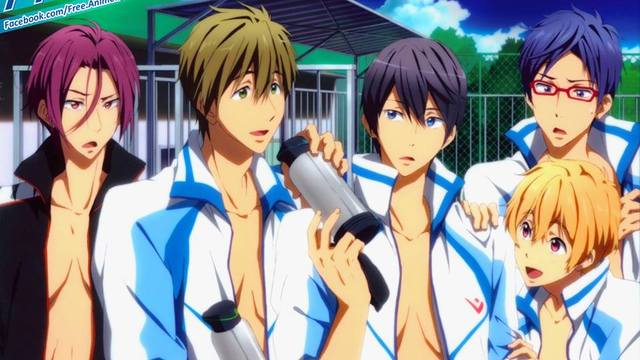 Iwatobi club free tumblr swim