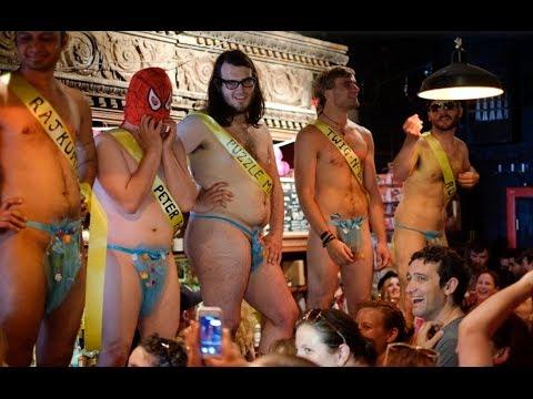 Big cock nudist pageants