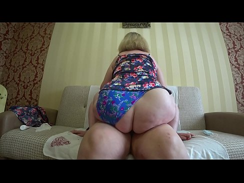 Ass getting fat fucked mature