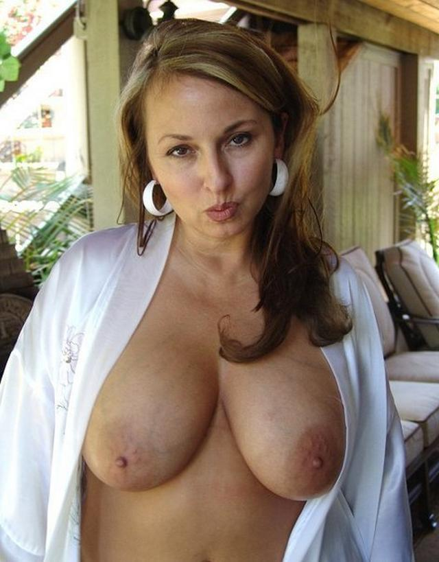Old bitches with big tits