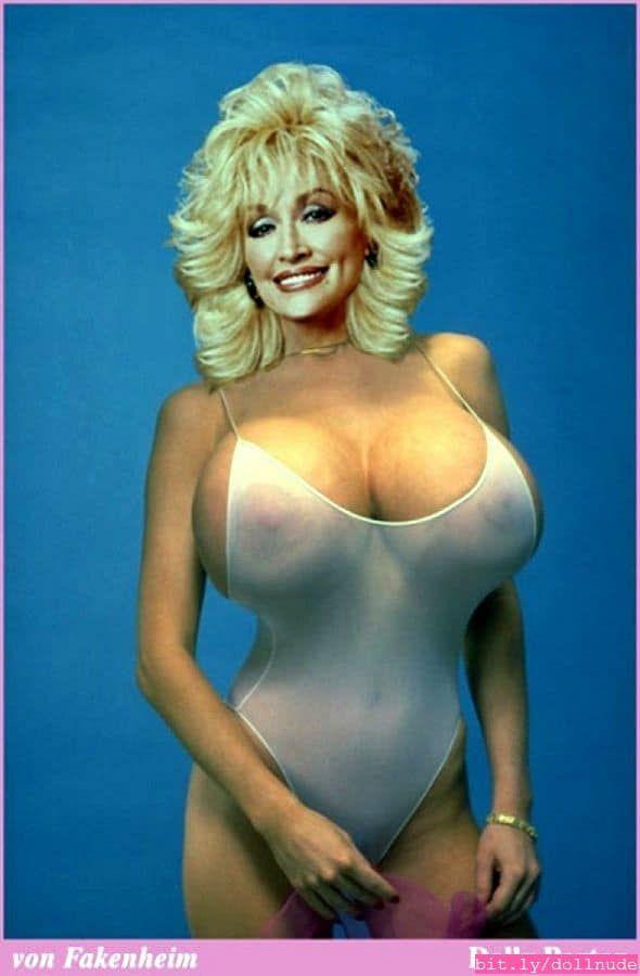 Dolly parton nude tits