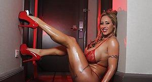 Nude black kenyan women