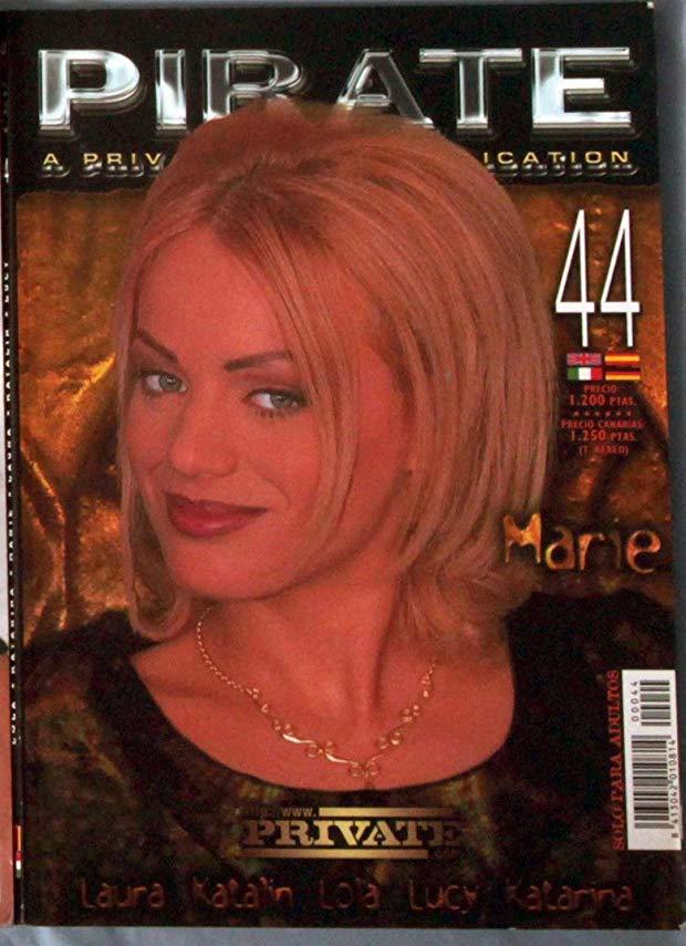 Private magazine retro nude