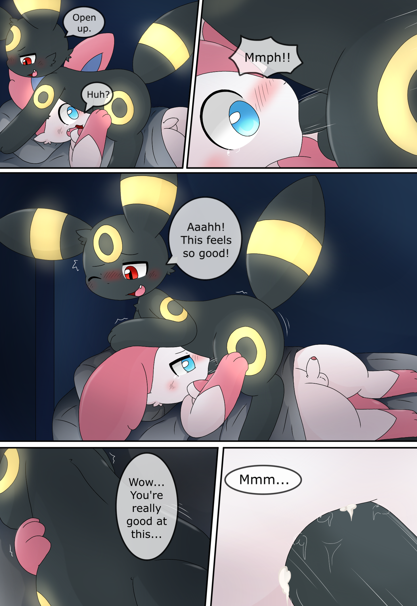 Pokemon sylveon umbreon sex