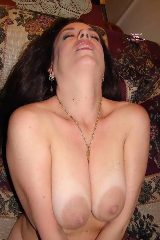 Huge big areolas with boobs