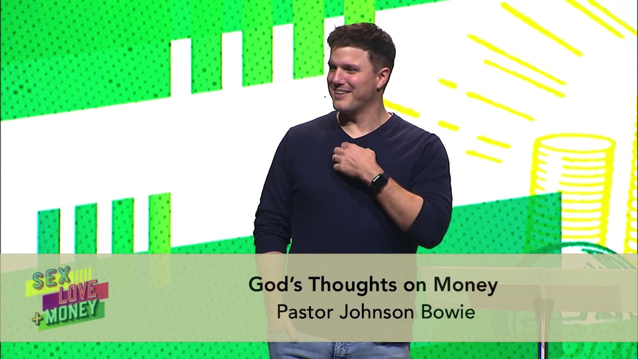 God sex love money