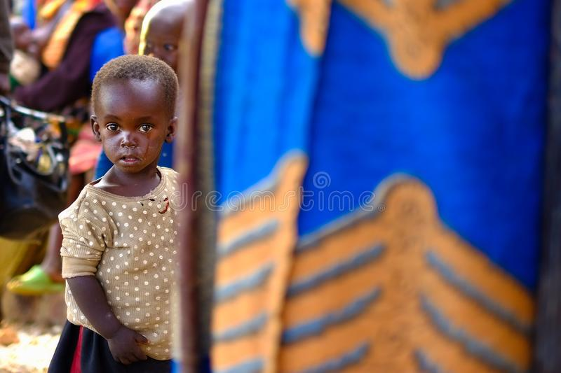 Sexy ebony nude rwanda