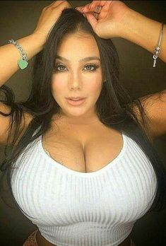 Beauty girl with big tits
