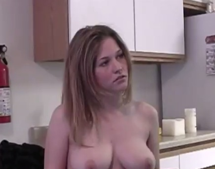 Homemade amateur tits show