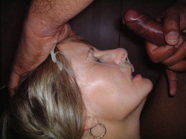Wife loving black cock
