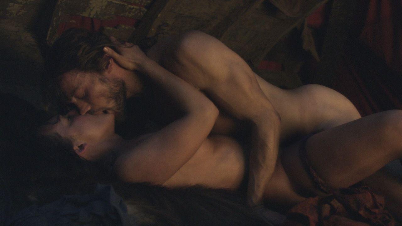 Erin cummings spartacus sex scene
