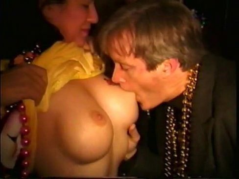 Girls sucking boobs gras mardi