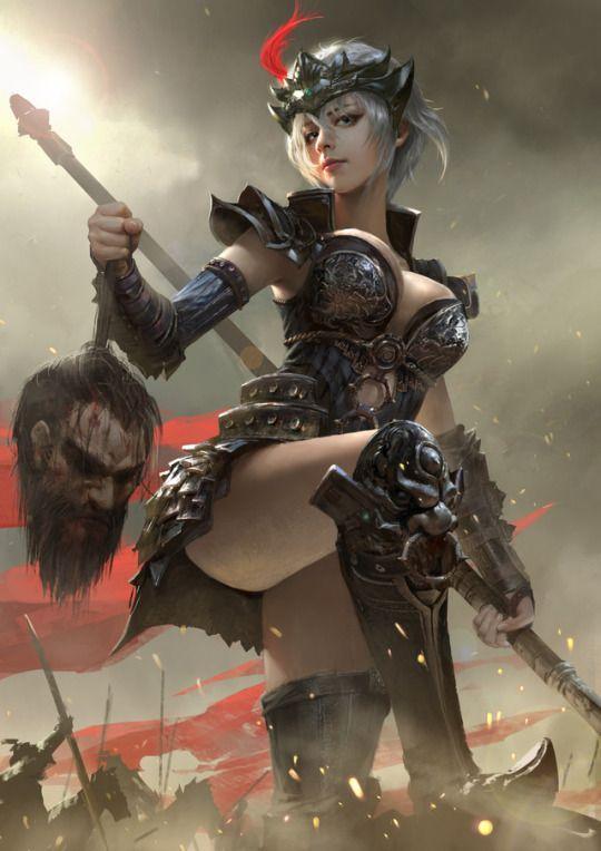 Dynasty warrior pussy pics