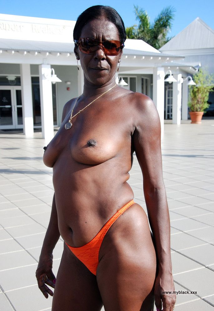 Very old black woman porn