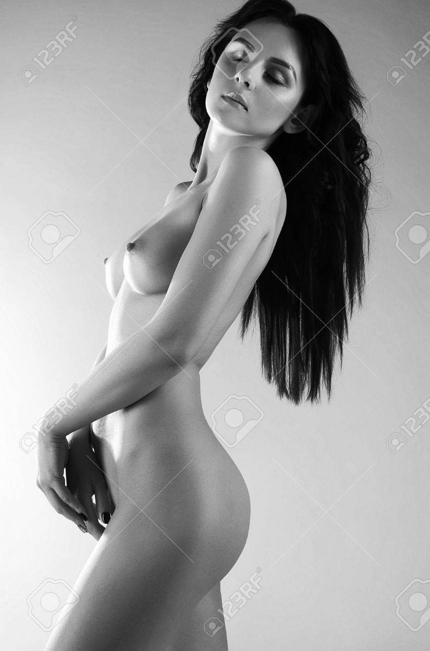 Perfect beautiful girl nude