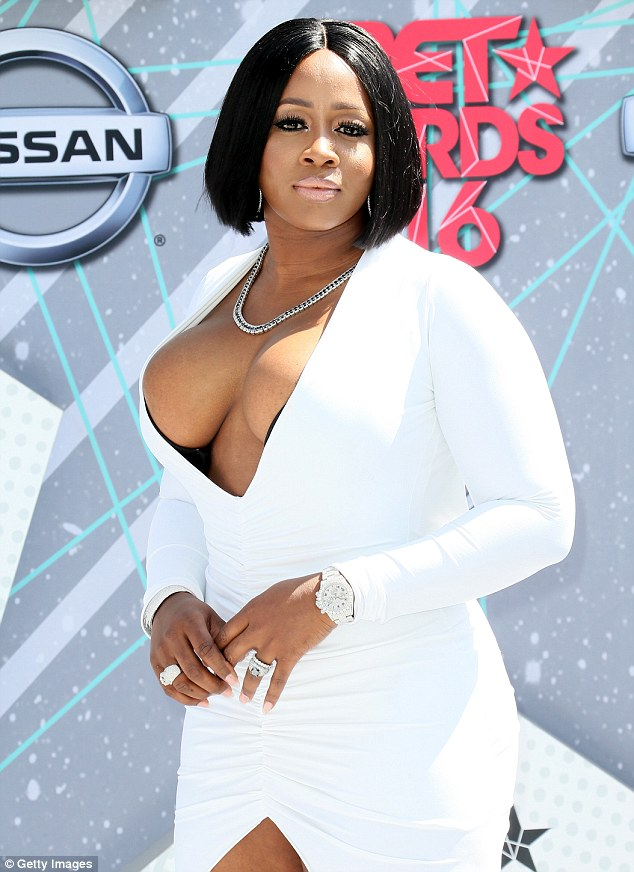 Sexy pics of remy ma nude