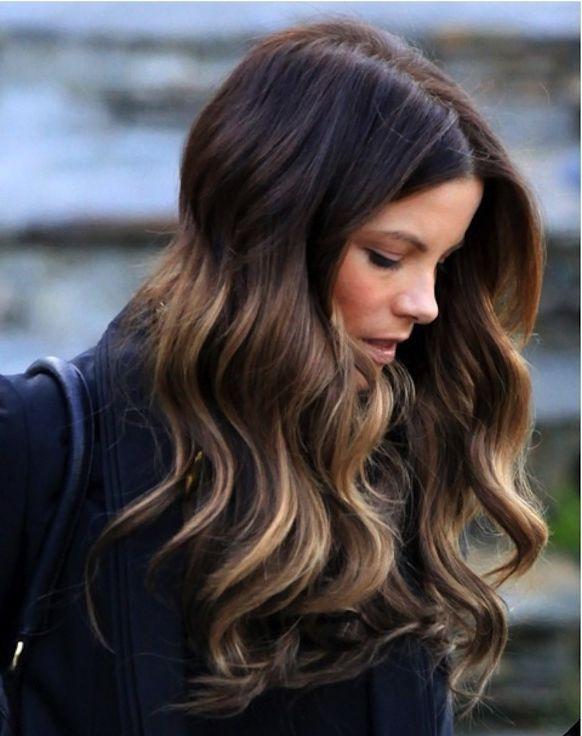 Color kate beckinsale hair