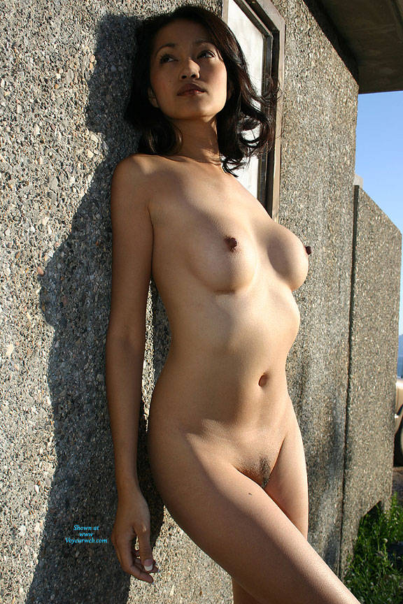 Full frontal nudity hairy
