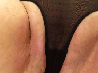 Black bbw underwear pussy