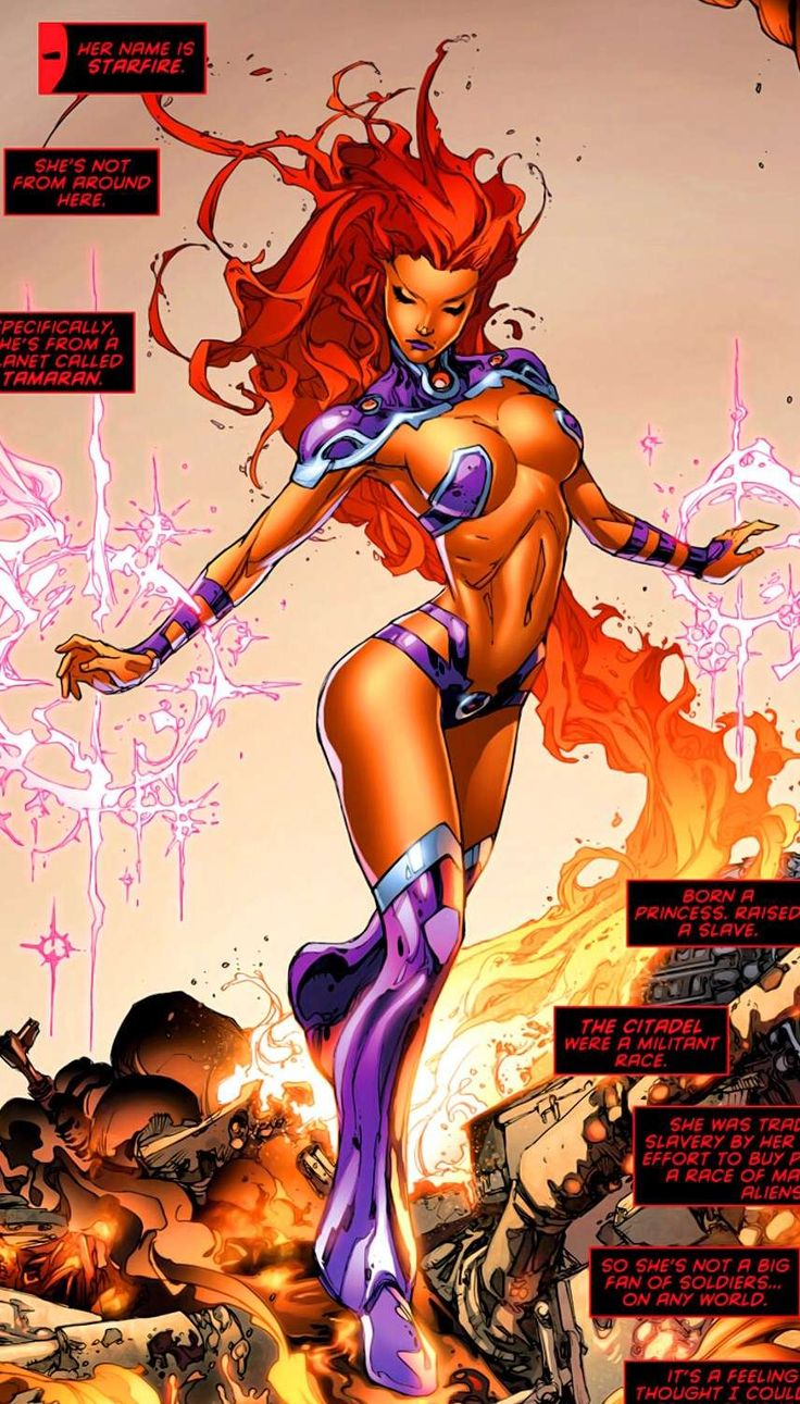 Hot starfire pics with large boobs and ass