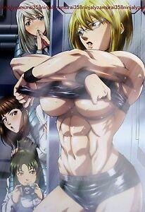 Yuri anime girls bikini