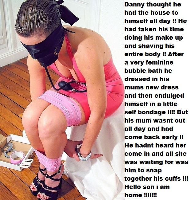 Tumblr self bondage gone wrong