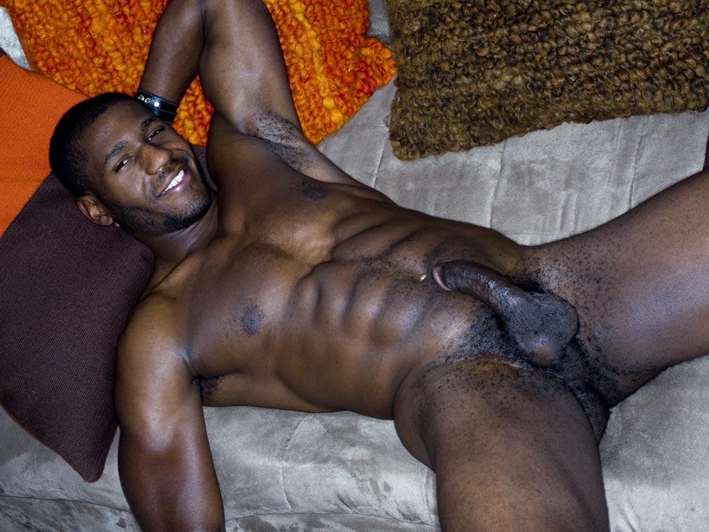Naked xxx african man