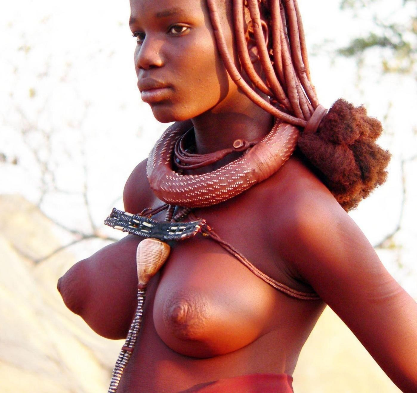 Nude african tribe girls