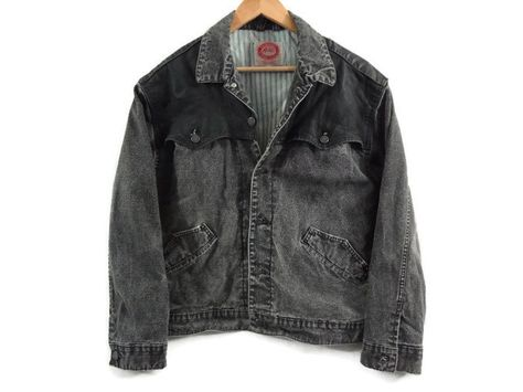 Jean jacket collections vintage