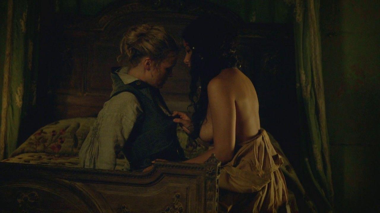 Black sails hannah new sex scene