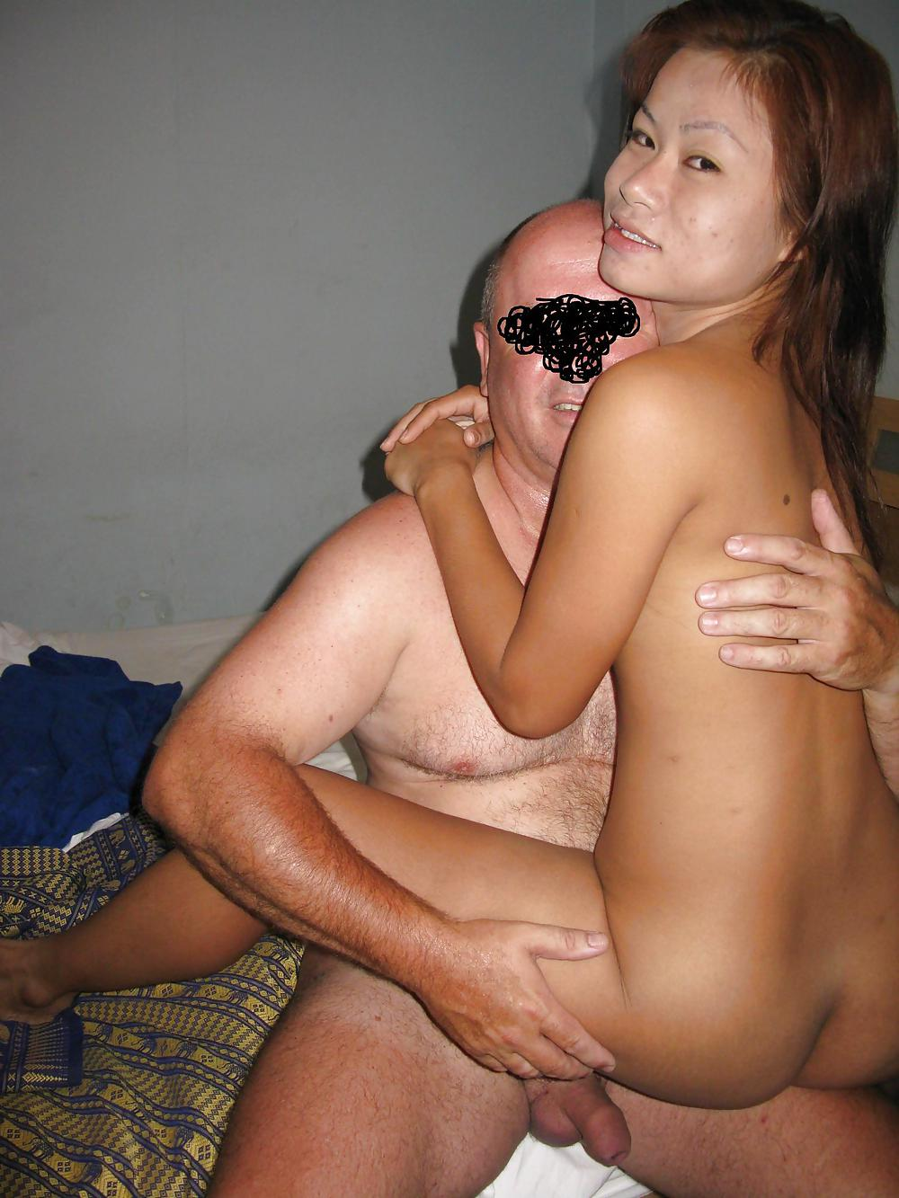 Girl thai nude bar