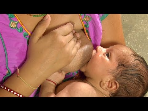 Arab girls breast milk