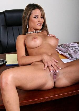 Sienna west big tits at work