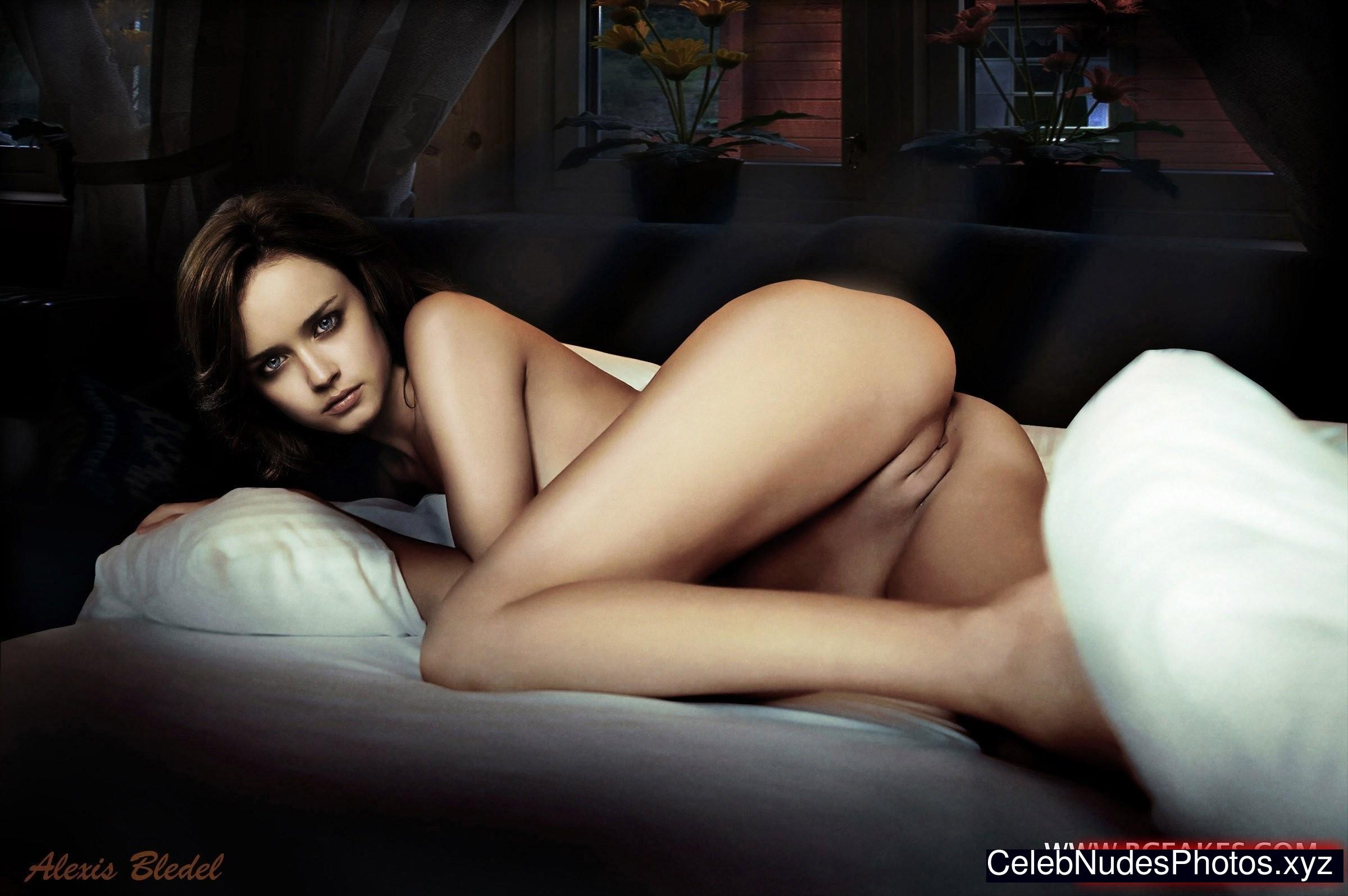 Bledel of alex nude pictures