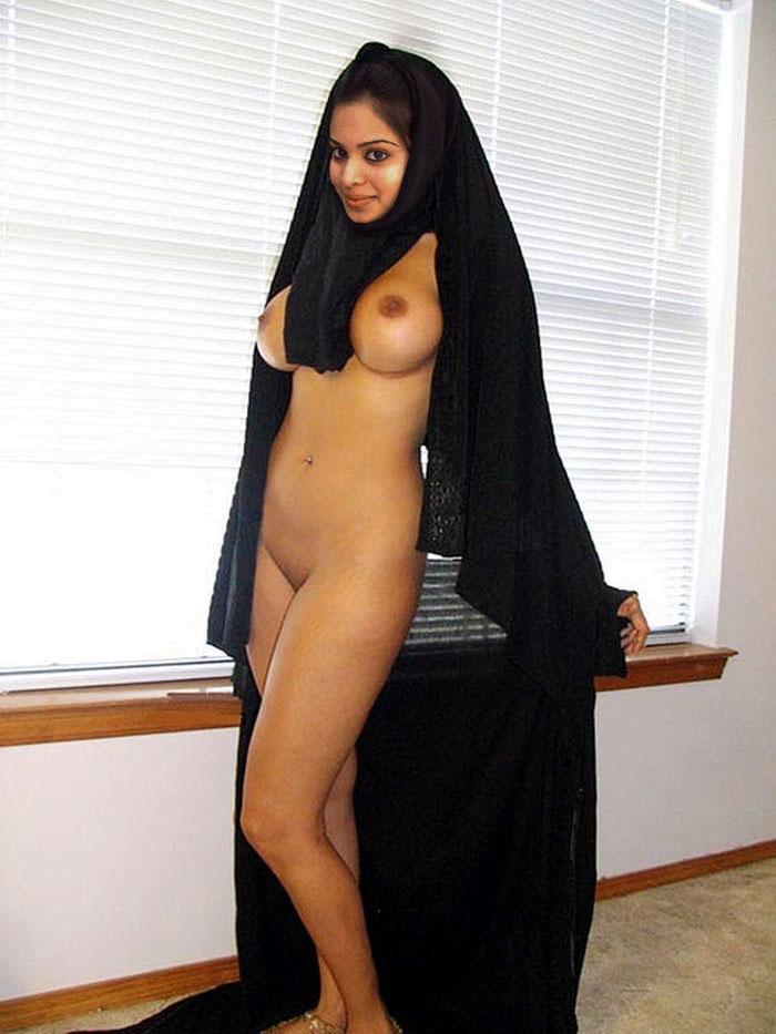 Hottest hijab girl nude picture