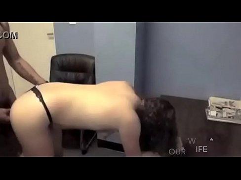 Hot sexy my fucking boss wife
