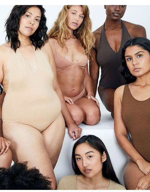 Nude kazakhstan women