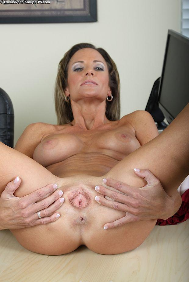Tits big middle age