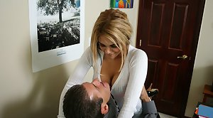 Horny college girls kissing