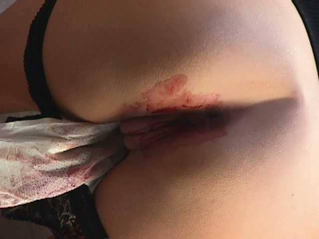 Menstrual pussy painful fuck