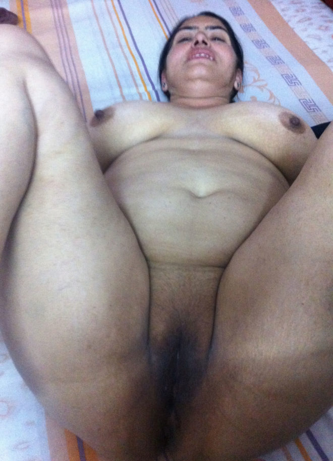 Fat nude indian aunty pussy