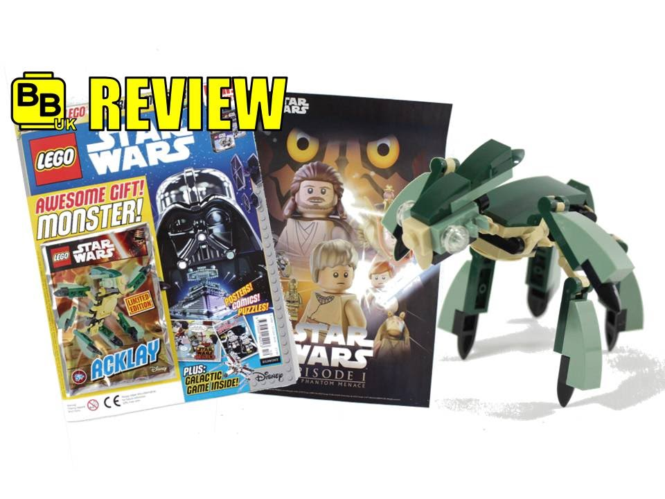 Lego star wars monsters