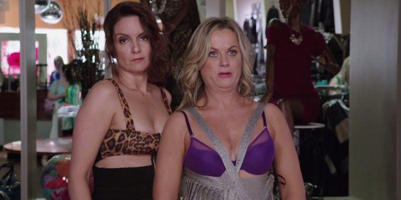 Amy poehler sex scene