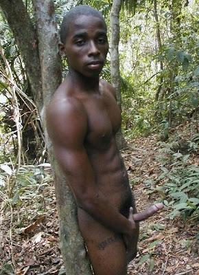 Dicks kenyan hard men huge with