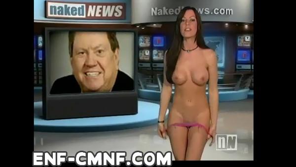 Cnn news babe nude