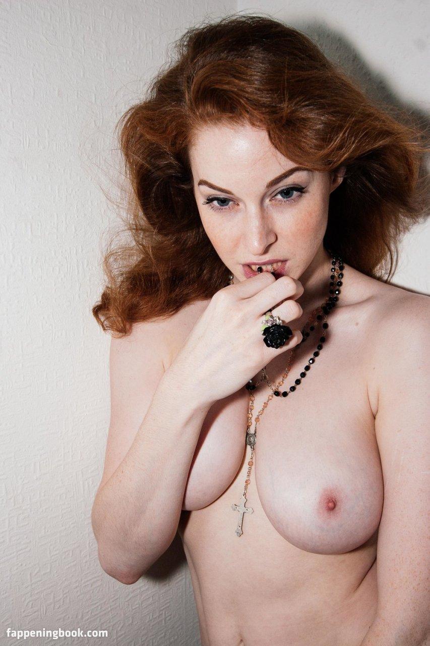 Esme bianco nude photoshoot
