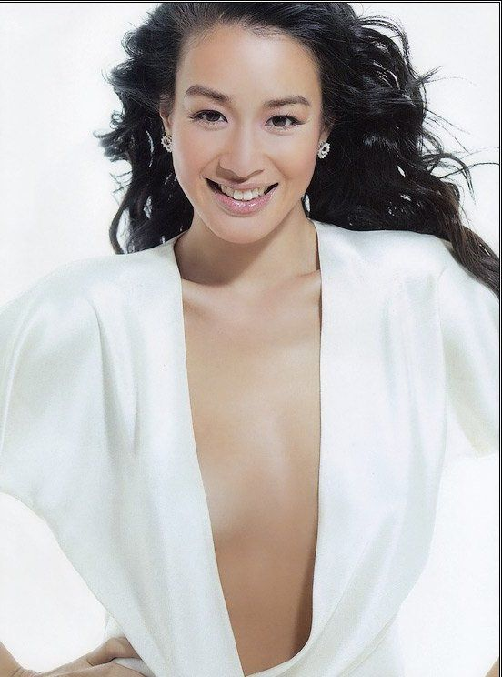 Chun felicia model nude