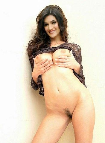 Kriti sanon naked big ass