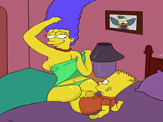 And cartoons nude mom son
