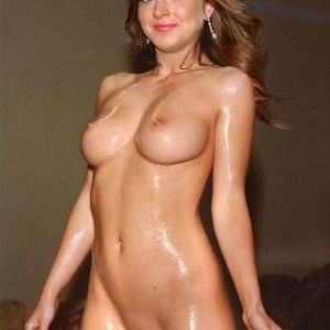 Nude stewardess flight attendant playboy naked